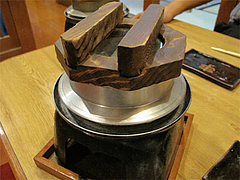 料理13:おかまちゃん@串焼き・釜飯の俵・久留米