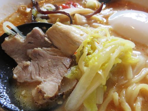 11魚介豚骨味噌