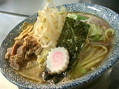16ランチ:濃厚魚介たんめん780円@博多中華そば・まるげん・平尾