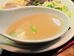 料理:ラーメンスープ@本場久留米・うちだラーメン・那珂川