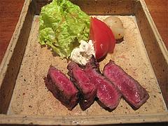 料理:牛肉@柳町一刻堂