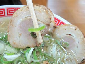 16チャーシュー麺肉@赤のれん&とん吉