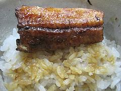 19和食・鰻:うな重ミニ・ご飯@中洲しか野・う奈ぎ(うなぎ)道場・松戸