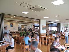 店内3@にじの耳納の里・夢キッチン・ランチバイキング