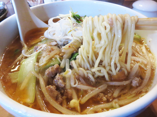 11台担麺めん