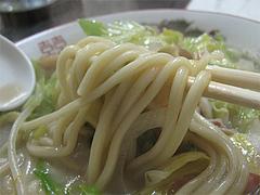 12ランチ:チャンポン麺@カフェくうねる・別府・茶山