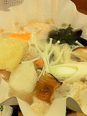 12ランチ:紙鍋うどん沸騰@博多大福うどん・うどんすきと水炊き