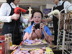 和装アップ(着物ヘア)1@シキシマ美容院