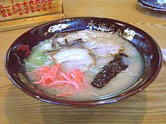 らあ麺500円@水城らあ麺