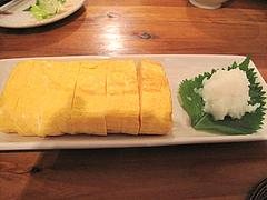 11料理:だし巻き玉子@海鮮居酒屋つねちゃん・姪浜