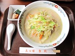 料理:台北ちゃんぽん750円@中華料理・点心楼・台北・若久