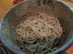 料理:鴨鍋のそば@蕎麦・木曽路