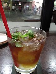 カフェ:ぷるぷるシチリアレモンティー(ヒアルロン酸入り)@プロント(PRONT)新天町店・天神