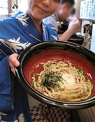 料理:おろしぶっかけうどん700円@中世博多うどん春月庵・承天寺前店
