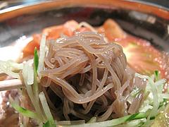 ランチ:韓国冷麺メン@釜山亭・キャナルシティ博多・ラーメンスタジアム
