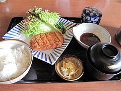 料理:とんかつ御膳795円@十徳や・春日上白水店