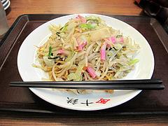 ランチ:焼ちゃんぽん630円@ちゃんぽん座・十鉄・西新商店街