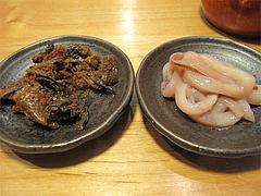 ランチ:辛子高菜といかの塩辛@日の出食堂・博多駅