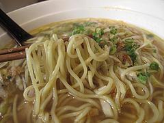 8ランチ:チャーシューと葱の香り汁そば麺@中華・星期菜・須崎・博多