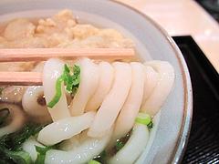 料理:ごぼう天うどん麺@博多ごろうどん・新天町・天神