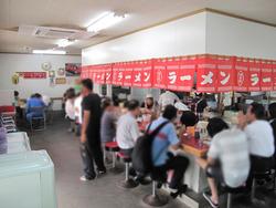 4カウンター席@安全食堂