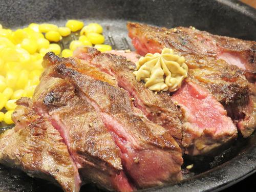 【福岡】座って食べる立ち食いステーキ♪@いきなりステーキ イオンモール筑紫野店