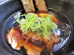 ランチ:博多つけそばのつゆ@博多つけ蕎麦・串揚げ・博多大乗路・櫛田神社