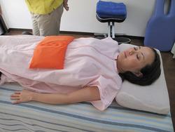 1ベッド@はりきゅう・青木鍼灸院