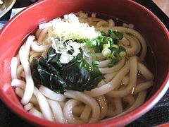 料理:ミニうどん@十徳や・春日上白水店