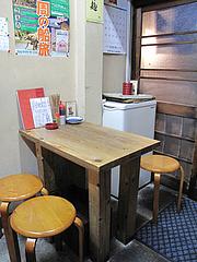 5店内:テーブル席@鉄板焼・お好み焼き・居酒屋・好味(このみ)