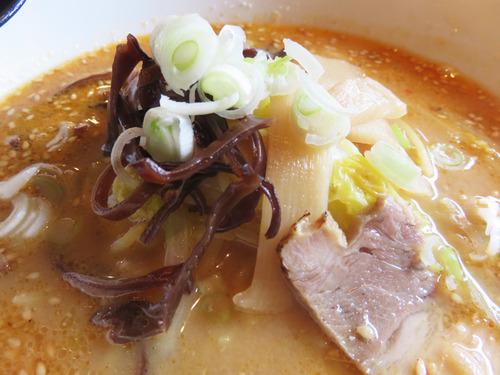 10魚介豚骨味噌