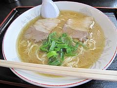 料理:ラーメン400円@香蓉軒・那珂川