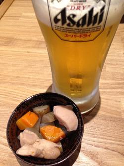 3ビールとがめ煮@たんか天神店