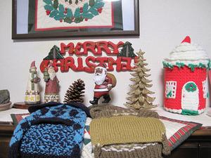 2セーター@クリスマス