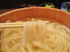 まる得・釜揚げうどんの麺@丸亀製麺・那珂川・福岡