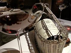 15赤ワイン@レザンドール・フレンチ・ワインバー・西中洲