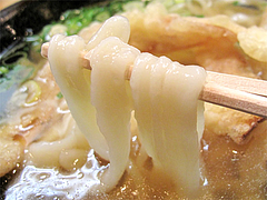 料理:ごぼう(うどん)麺@葉隠うどん・博多