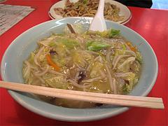 料理:チャー丼@中華・華山・大橋