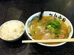 7ランチ:ラーメンランチ600円@拉麺帝国本店・サンセルコ・ラーメン