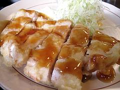 ランチ:チキン南蛮@カラフル食堂・住吉店