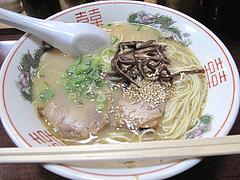 料理:ラーメン550円@はかたっ子・ラーメン・天神
