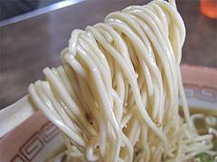 料理:ラーメン麺@金龍食堂・親富孝通り・天神