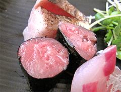 料理:刺身定食の刺身3@海鮮食堂 博多まかない屋・住吉