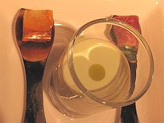 料理:食前のお楽しみ@レストラン花の木・福岡