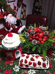 3ケーキ@アンディとクリスマス