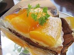 料理:マンゴータルト462円@ストロベリーガーデン若久店