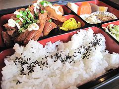料理:日替わり定食アップ@喫茶軽食みらい・大楠