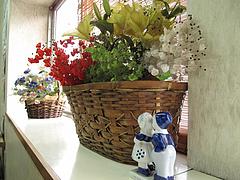 店内:窓際@博多ラーメン・味好・春日