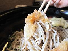 ランチ:おろしぶっかけ蕎麦食べる@春月庵本店・博多区竹下