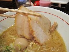 料理:とんこつらーめんチャーシュー@とうや味・中州